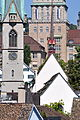 Predigerkirche & Universität Zürich - Lindenhof 2011-08-01 15-53-38.jpg
