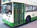 Preserved Blackpool Transport bus 353 (UHG 353Y) 1982 Leyland Atlantean AN68 East Lancs, 2012 Teeside Running Day (8).jpg