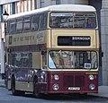 Preserved West Midlands PTE bus 4714 (JOV 714P) 1975 Bristol VRT SL2 Metro Cammell, 2 May 2011.jpg