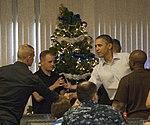 President Obama meets Marines and sailors of Marine Corps Base Hawaii 111225-M-TH981-001.jpg