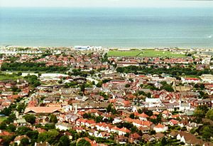 Prestatyn - Image: Prestatyn Panorama