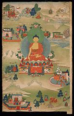 Previous Lives of Shakyamuni Buddha