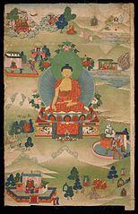 Previous Lives of Shakyamuni Buddha