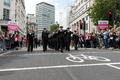 Pride in London 2016 - Members of the British navy marching in formation in the parade.png
