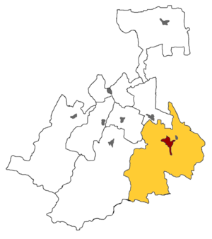 East Prigorodny Conflict - Image: Prigorodnij rajon RSO A