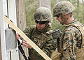 Primed and ready, 2nd CEB conducts urban breach course 150303-M-TV331-127.jpg
