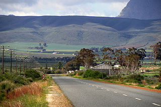 Prince Alfred Hamlet Place in Western Cape, South Africa