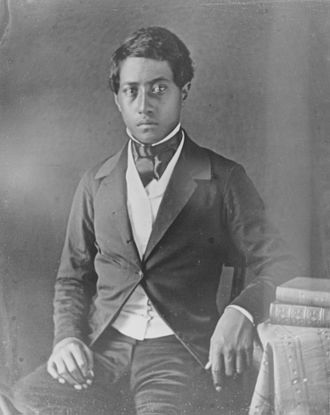 Charles Kanaʻina - Kanaʻina's son, William Charles Lunalilo