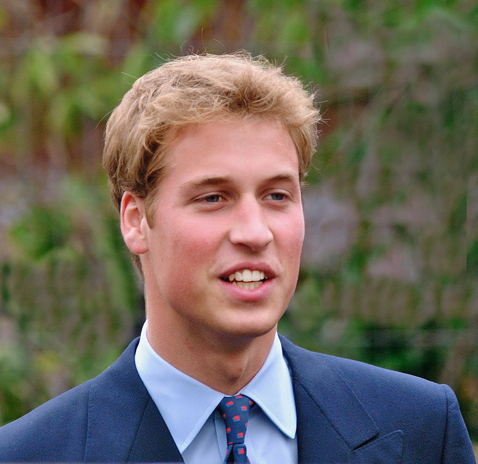 Prince William at seedhill mills