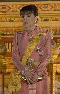 Ubol Ratana Thai princess
