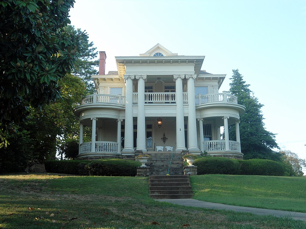 file pritchard house mount nord historic district fayetteville wikipedia