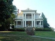 Pritchard House, Mount Nord Historic District, Fayetteville, Arkansas