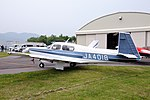 Private Mooney M20K (JA4018-25-1136) (14240473356).jpg