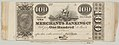 Proof of one side of a New York Merchants Banking Company 100 Dollar Bill MET DP837995.jpg