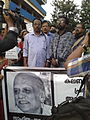 Protest against kalburgi murder at Kollam 2.jpg