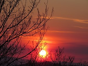 Puesta de sol en Campa de Fieiró, Cervantes.jpg