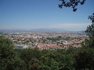 Cerdanyola del Vallès - Image: Puigdelaguardia