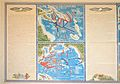 Punchbowl Mural - Battle of the Coral Sea & Battle of Midway (8216043268).jpg
