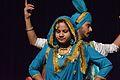 Punjabi Dance - Opening Ceremony - Wiki Conference India - CGC - Mohali 2016-08-05 6401.JPG