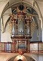 Purgstall - Kirche, Orgel.JPG
