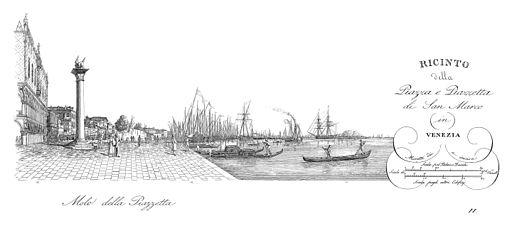 Quadri-Moretti, Piazza San Marco (1831), 02