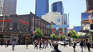 Queen Street, Auckland - Image: Queen Street, Auckland
