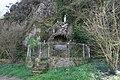 Réplique de la grotte de Lourdes Normandeau.jpg