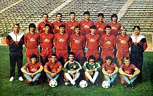 CSA Steaua București (football) - The champion team of 1989