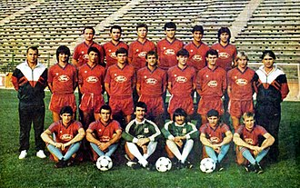 FC Steaua București - The champion team of 1989