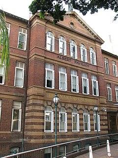 Victoria & Albert Pavilions, Royal Prince Alfred Hospital