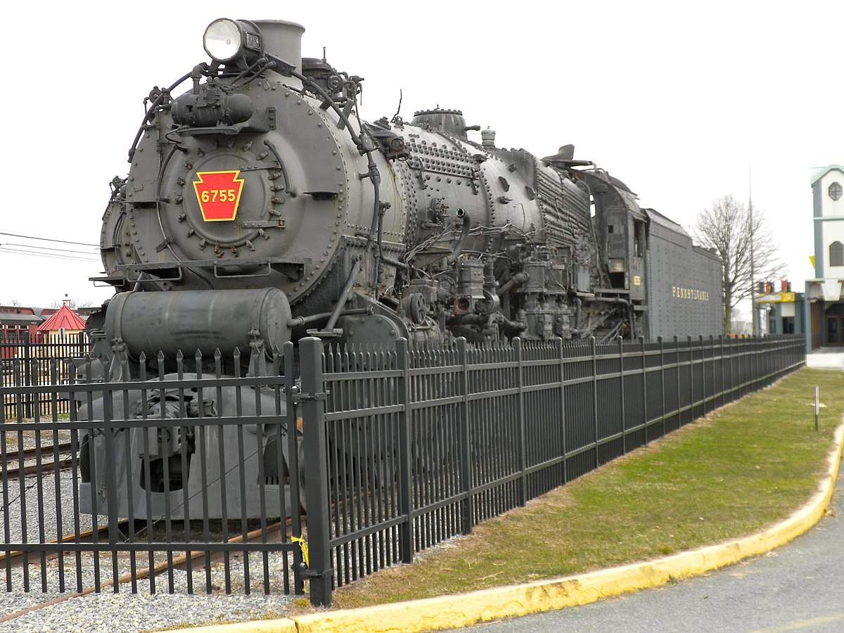 Pennsylvania Railroad 6755 Wikipedia