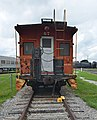 RR Monongahela Railway No. 67 End.JPG