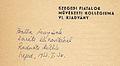 Radnoti dedikacioja 1933.jpg