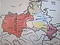 Railroads in Nazi Germany and East Europe (Historical map) Deutsche Reichsbahn (German Reich Railway) Verkehrsmuseum Nürnberg (Nuremberg Transport Museum) 2011-10-04 Jim Woodward 515 1145.jpg