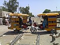Railway Crossing at Old Bus Stand Road - panoramio.jpg
