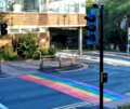 Rainbow crossing in Sutton, London.png