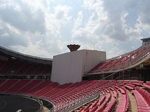 Rajamangala Stadium - Image: Raja 01