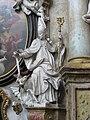 Rajhradský klášter, socha (11).jpg