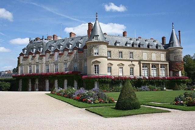 Rambouillet_Château