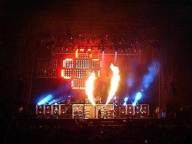Rammstein American Tour