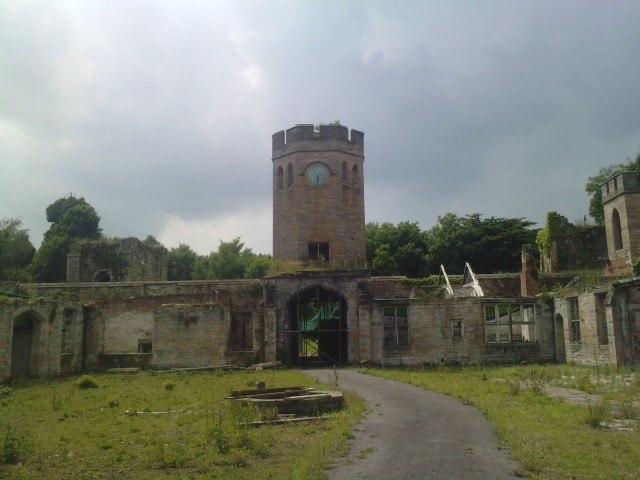 Ravensworth Castle - geograph.org.uk - 1558897