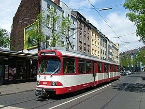 Düsseldorf-Flingern - 220 px