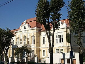 "Lucian Blaga University of Sibiu - ""Lucian Blaga"" University of Sibiu Rectorate"