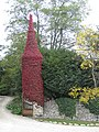 Red pillar in Southam - geograph.org.uk - 1508499.jpg