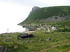 Rekvik på Kvarløya - P1