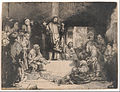 Rembrandt Harmensz. van Rijn - Christ Preaching (La Petite Tombe) - Google Art Project.jpg
