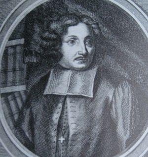 René-François de Sluse - René François Walther de Sluze (Slusius).