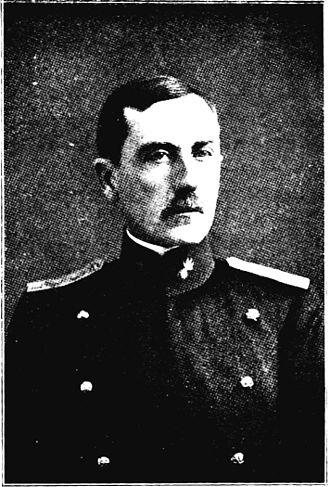 René de Saussure - Portrait of René de Saussure, before 1909.