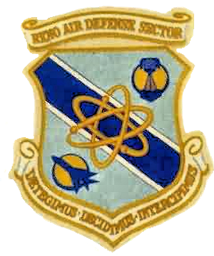 Reno Air Defense Sector - Image: Reno air defense sector patch