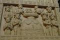 Replica of Sanchi gate at Chaitya Bhoomi.png